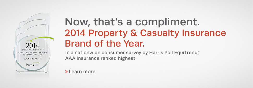 2014 Property and Casualty Insurance Brand of the Year